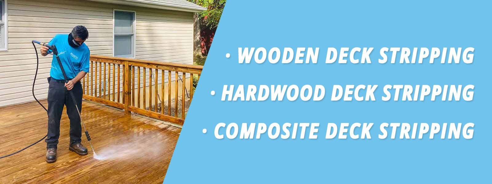 wood deck stripping hardwood deck stripping composite deck stripping copy